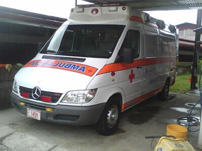 Unidad de Cruz Roja