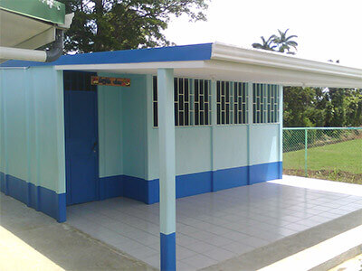 Escuela Adele Clarini, Piedra Pintada