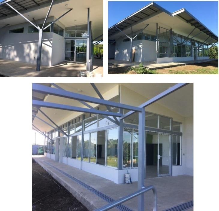 Construcción de obras varias y mantenimiento correctivo de las instalaciones del Centro de Atención Diurna Para el Adulto Mayor Osa